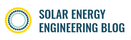 Solar Energy Engineering Blog